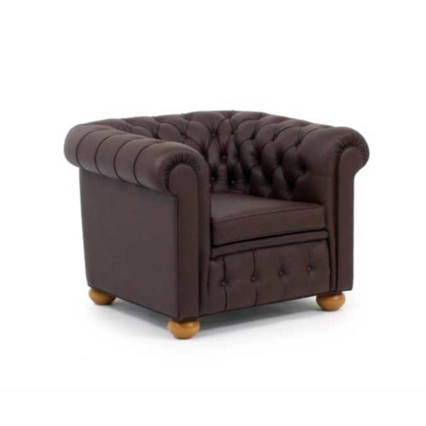 Chesterfield Norell stol armchair