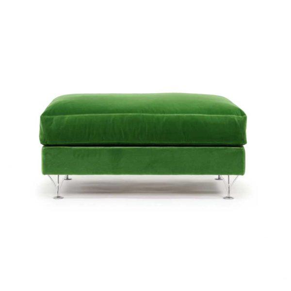 Deep och Soft grön pall design Norell Möbel