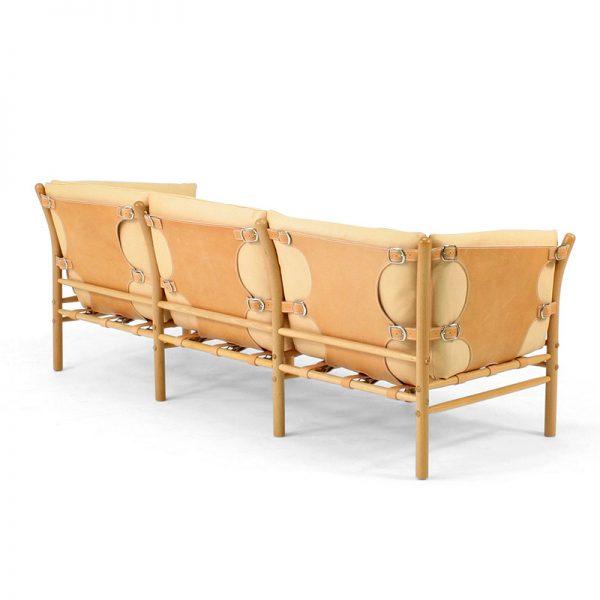 ilona soffa beige design Arne Norell