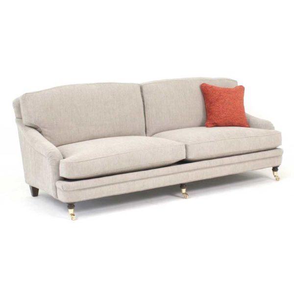 Juliette beige soffa design norell möbel