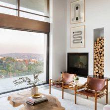 Sirocco safari stol, design Arne Norell (foto: Sara Ligorria-Tramp, www.stylebyemilyhenderson.com)