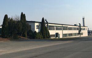 Norells fabrik i Aneby