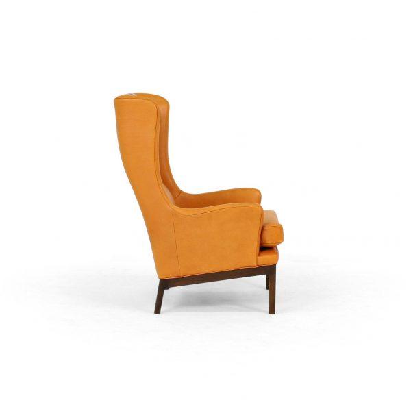 Krister-fåtölj från Norell Möbel. Design: Arne Norell.