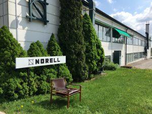Norells fabrik i Aneby, Småland